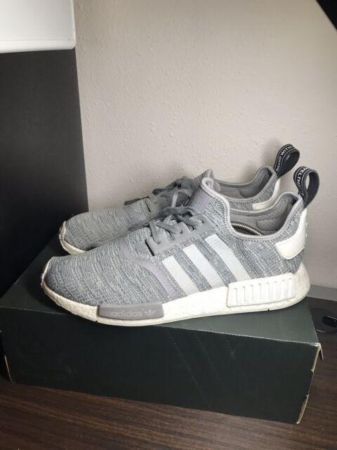 adidas NMD R1 Running Shoes Solid Grey