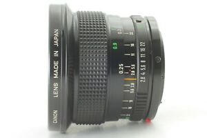 【Excellent++++】 Canon NFD New FD 200mm f/2.8 MF Telephoto