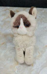 "GUND - Grumpy Cat - 7"" Sitting Plush - Stuffed Animal Kitty - Tardar Sauce"