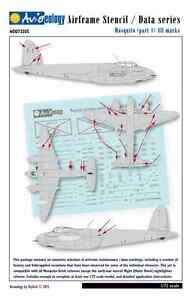 Mosquito-Airframe-Stencil-Data-Markings-1-72-scale-Aviaeology-Decals