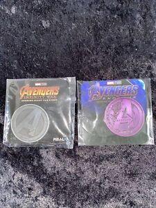 avengers coin fan event