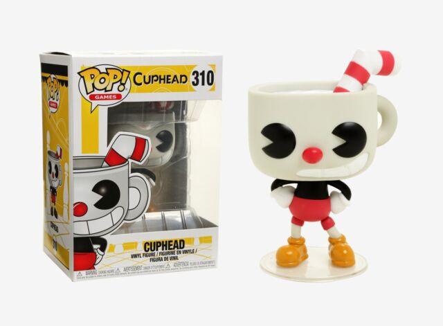 Funko 26963 Pop Vinyl Games Cuphead Figure