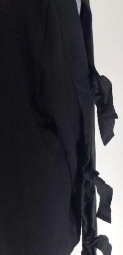 Nero Taglia in Anversa 1 maniche maniche a Maniche lunghe di Essentiel corte maglia lunghe di Z7U5qzxwO