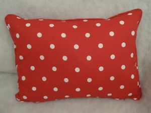 a-pois-da-Laura-Ashley-Cuscino-lungo-50-8CM-x-14-034-51-cm-x-36-cm