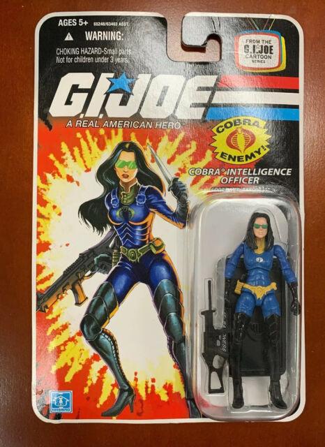 Cobra Trooper Resolute 2008 G.I Joe Cobra 25th Anniversary MOC Comic