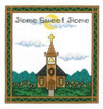 HOME SWEET HOME SAMPLER-CROSS STITCH-IMAGINATING, INC.