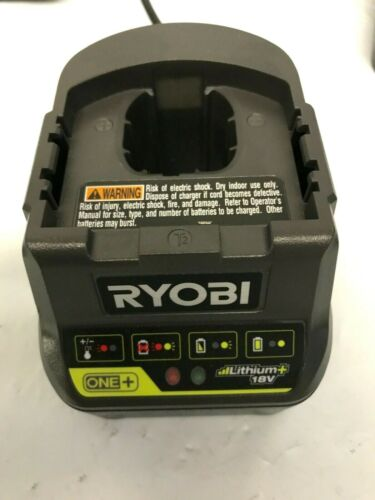18V Li-Ion Battery Charger PACK OF 10 CHARGERS LN Ryobi P118B ONE