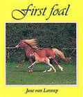 First Foal by Jane Van Lennep (Hardback, 1998)