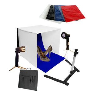 NEW-PHOTO-STUDIO-TENT-PHOTOGRAPHY-CUBE-BOX-LIGHT-KIT