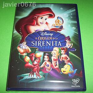 EL-ORIGEN-DE-LA-SIRENITA-DISNEY-DVD-NUEVO-Y-PRECINTADO