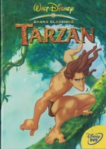 DVD TARZAN WALT DISNEY