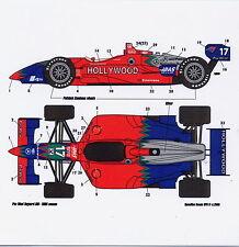 1/25 CART Hollywood decal/F1 ?Tamiya