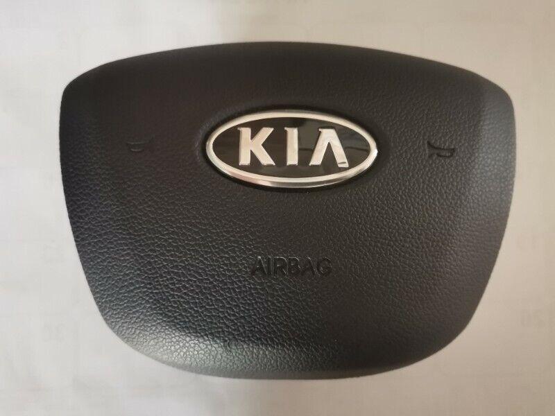 2013 Kia Picanto, Rio steering airbag
