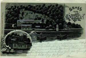 CPA-AK-Kelheim-Gruss-vom-Klosterl-GERMANY-879507