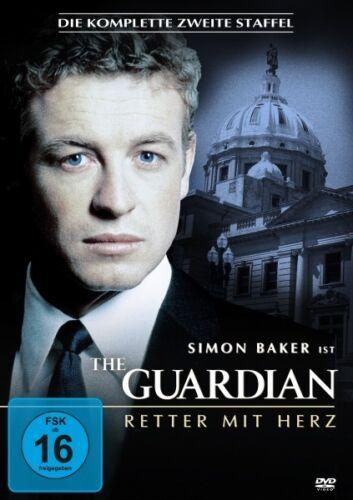 1 von 1 - The Guardian - Retter mit Herz - Staffel 2 - 5 DVD`s - Neu u. OVP