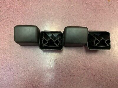 New Thule End caps For Square Bars EC1 Free Shipping!