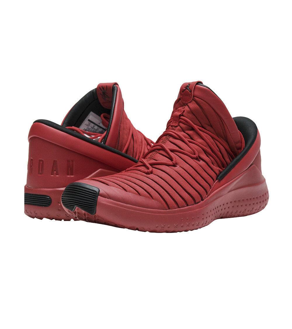 919715-601 Jordan Flight Luxe Estilo De Vida Zapatos Rojo negro Tallas 8-12 Nuevo En Caja