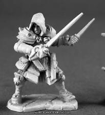 Reaper Miniatures Dark Heaven Legend Drago Voss - Male Assassin RPR 03647