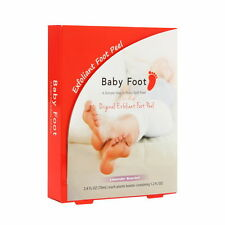 Baby Foot Original Deep Skin Exfoliation for Feet Brand New