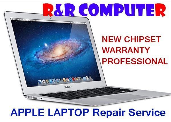 MacBook Pro A1226 A1286 Logic Board Laptop NVIDIA Video Chip Installation