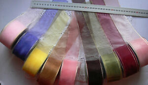 Sheer-Shiny-Ribbon-Edged-50mm-Wide-3-5-amp-10-Metres-16-colour-Choice-ARD8-H6C