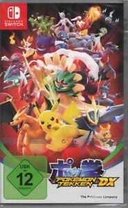 Pokemon-Tekken-DX-Nintendo-Switch-NEU-amp-OVP-USK-12