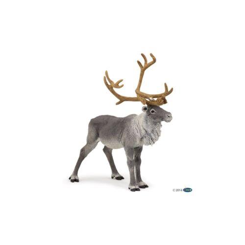 Wild Animal Kingdom-modèle 50117 Renne Figure Papo