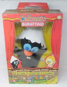 CALIMERO-BURATTINO-PAGOT-GIOCHI-PREZIOSI-ART-GPZ-00975-1996-NEW-BOXED-B09-001