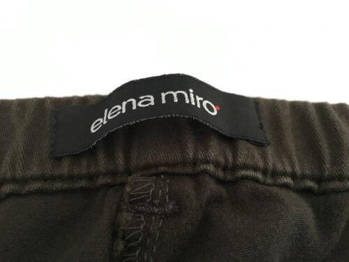 Posteriore Miro' Elena Ricamo Moro Jeans Pantalone Tasca Invernale Mod Donna vx6gxwzB