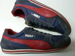 Details zu Puma Fieldsprint Gr. 48,5 US 14 31,5 cm Puma # 354626 08 blue red