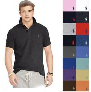 Image is loading Men-039-s-Polo-Ralph-Lauren-Classic-Fit- 40e0b2faa35