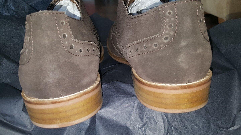 Scarpe casual da uomo  Kurt Geiger Gloucester 46 in Pelle Scamosciata Scarpe Misura 46 Gloucester NUOVO Vacanze (INIZIO) SOON 3b27c3