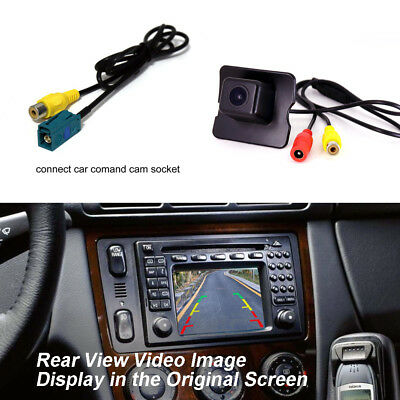 Parts & Accessories Car Rear View Reverse Hole Camera For Mercedes Benz M Ml W164 Original Screen Providing Amenities For The People; Making Life Easier For The Population