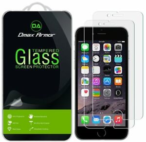 2-Pack-Dmax-Armor-for-iPhone-8-or-iPhone-8-Plus-Tempered-Glass-Screen-Protector