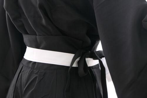B-01 Bleach Shinigami Ichigo Rukia Renji Kimono Kendo Cosplay Costume
