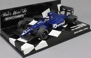 Minichamps-Tyrrell-Ford-018-Jonathan-Palmer-San-Marino-Grand-Prix-1989-400890003