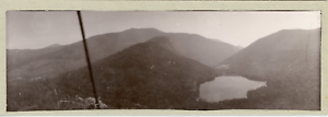 KODAK-USA-Panoramic-View-from-Bald-Mountain-Vintage-citrate-print-United-Sta