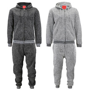 Men-039-s-Athletic-Fleece-Sweater-Jogging-Pants-Casual-Gym-Running-Track-Suit-Set