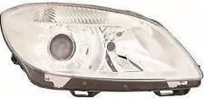 Skoda Fabia Headlight Unit Driver's Side Headlamp Unit 2010-2014