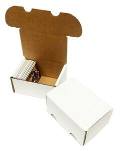 100-New-Max-Pro-200-count-Cardboard-Baseball-Trading-Card-Storage-Boxes-box