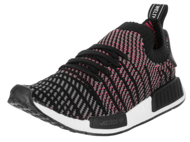 new styles aee0e d0ca9 Adidas Originals Mens NMD R1 Primeknit Sneaker Shoes 12 US