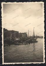 Stettin-Szczecin-Polen-1928-Seltene Photo-Stadt-Ansicht-Hafen-Pommern-7