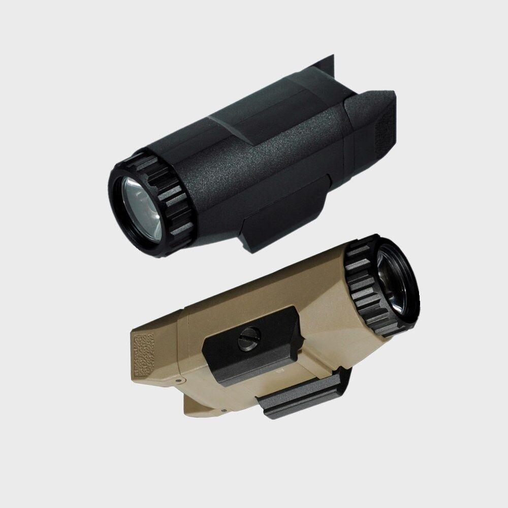 Tactical APL-C Long sectio Flashlight  Constant Momentary Strobe LED White Light