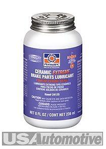 Permatex 24125 Ceramic Extreme Brake Parts Lubricant Anti Squeal Lube