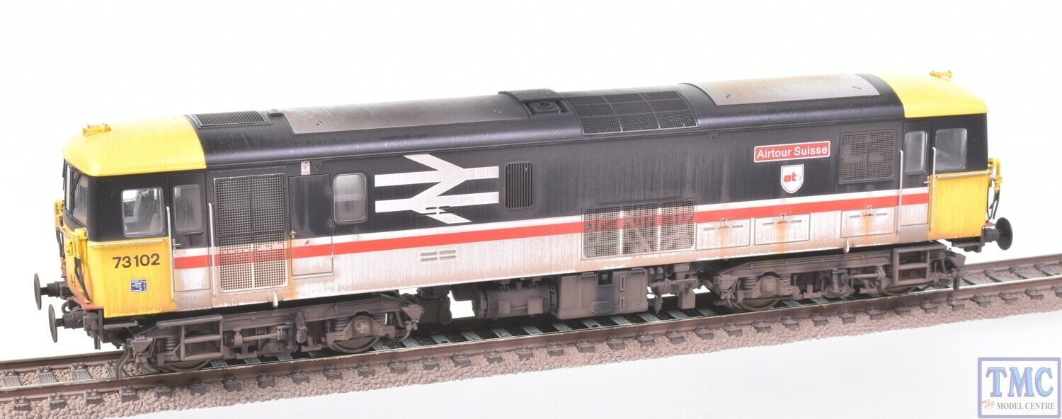 4D-006-000 Dapol OO 73 73102 Airtour Suisse InterStadt Executive ED Weathering