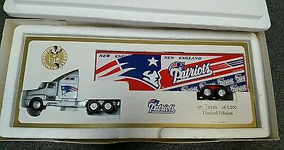 San Diego Chargers 2005 Limited Edition Die Cast Tractor Trailer