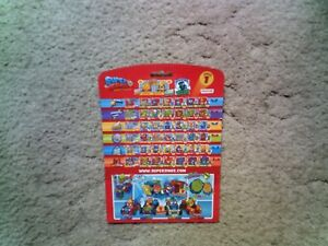 SuperZings-Rival-of-Kaboom-Series-1-Figure-Complete-your-Collection