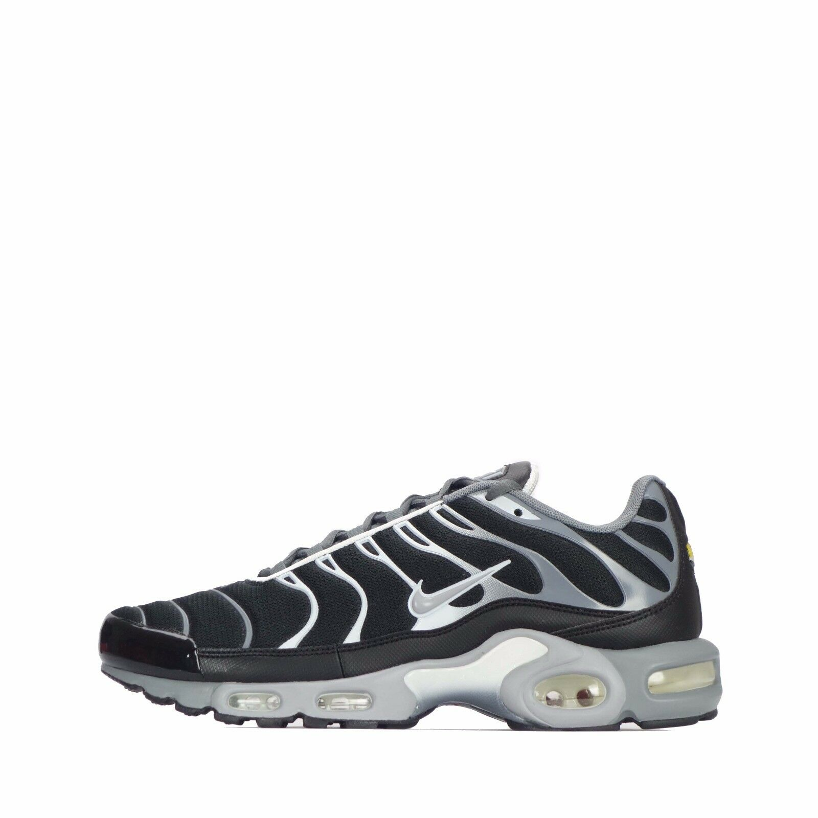 Nike Air Max Max Max Plus TN1 Tuned Mens Trainers shoes Cool Grey Wolf Grey 673312