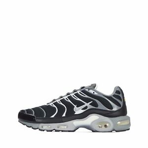 Details zu Nike Air Max Plus TN1 Tuned Mens Trainers Shoes Cool GreyWolf Grey