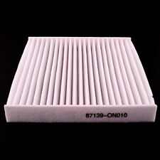 New C35667 Cabin Car Auto White Air Filter For Toyota Yaris Tundra Matrix Camry